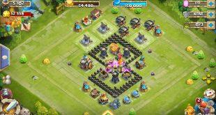 hdv 8 castle clash