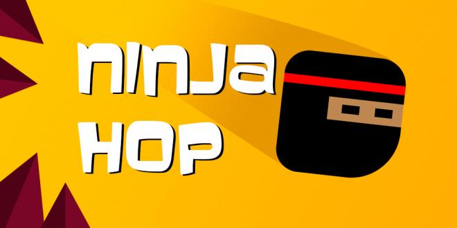 Ninja Hop Banner