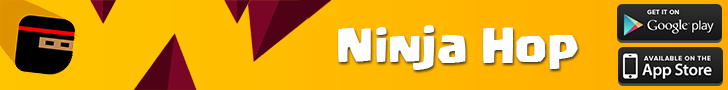 Ninja Hop : Jumping Game
