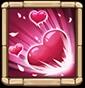 Amour Violent Chasseuse de Coeurs