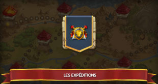 expéditions castle clash