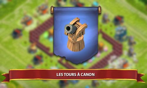 tour à canon