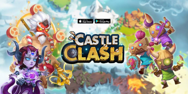 maj castle clash version 1.4.4